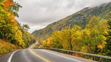 Autumn View Of Cascade Lakes N...