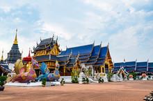 Wat Den Salee Sri Muang Gan Or Ban Den Temple