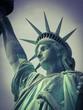 Portrait Of Statue Of Liberty