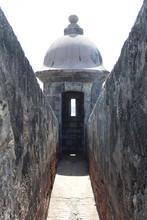 La Garita, A Sentry Box At El Morro Castle, Has Come To Symbolize Puerto Rico And Old San Juan In Particular