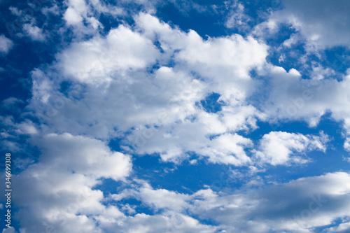 Fotografía Cielo Azul perfecto para proyectos