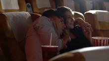 People Audience Watching Movie...