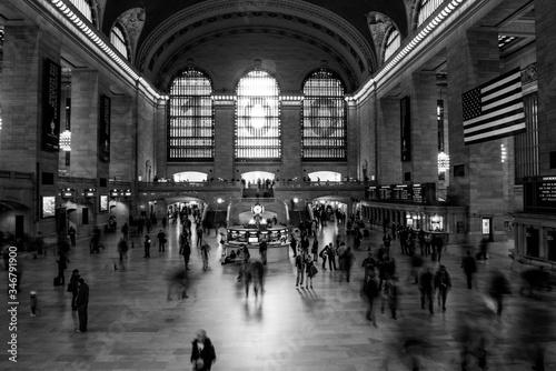 Grand Central Terminal Tablou Canvas