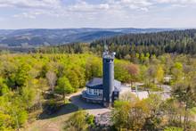 Hohe Bracht Tower Sauerland Fr...