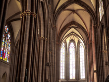 Interior Of Katharinenkirche A...