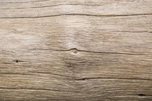 Close Up Structure Of A Light Driftwood