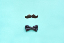 Bowtie And Moustache