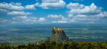 Mt.Popa Os Mount Popa Myanmar,...