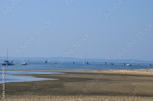 Photo bord de plage (Bassin d'Arcachon)