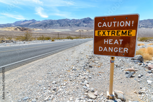 Fotografia, Obraz Death Valley