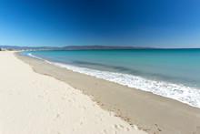 Spiaggia Della Sardegna Con Sf...