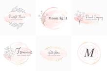 Feminine Logos Collection, Han...
