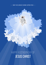 Happy Ascension Day Of Jesus C...