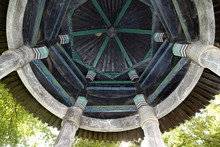 View Under The Roof Of A Chine...