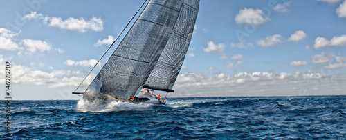 Obrazy Regaty   sailing-yacht-regatta-yachting-sailing-race
