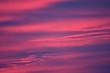 Leinwandbild Motiv Scenic View Of Sky During Sunset