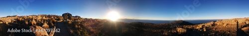 Photo Coucher de Soleil sur Titicaca