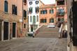 Travel in Venice in Italy