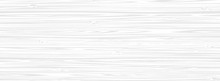 White Wooden Surface Background, Vector Plank Wood Texture