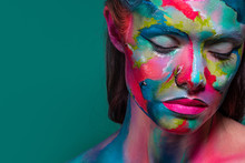Fashion And Creative Makeup, Y...