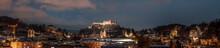 Panoramic Night View Of Festun...