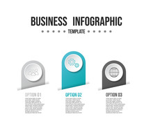 Business Infographic Template....