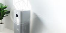 Air Purifier A Living Room,  A...