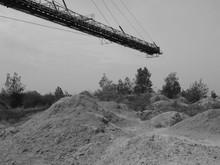 Historische Tagebautechnik