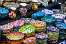 Collection Of Turkish Ceramics...