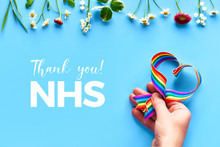 Thank You NHS, Doctors, Nurses...