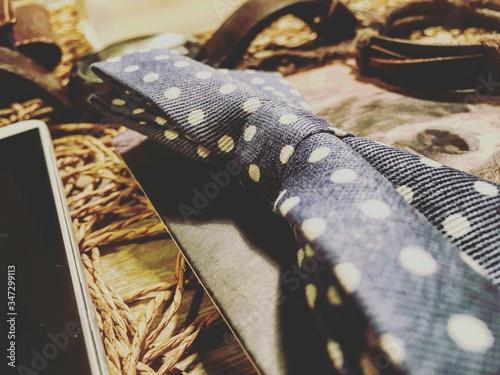 Fotografie, Obraz Close-up Of Bow Tie