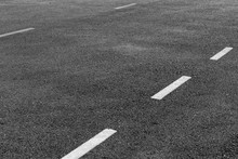 Markings On Road