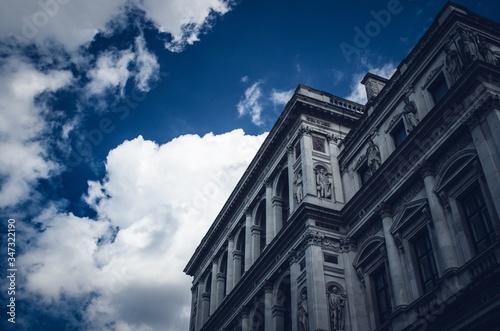 Fotografie, Obraz Imperial war museum in London
