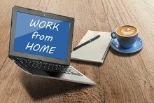Work From Home Tools Laptop Co...