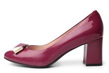 Leather Women Shoe