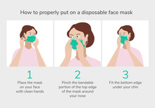Simple Face Mask Instruction S...