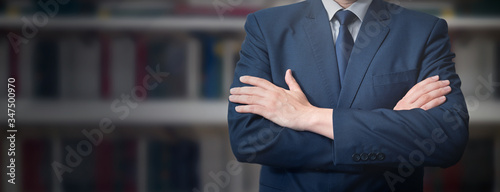 Attorney professional occupation background Fototapete