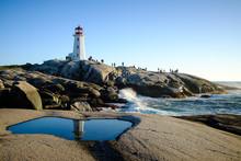 Canada Landscape: Lighthouse A...