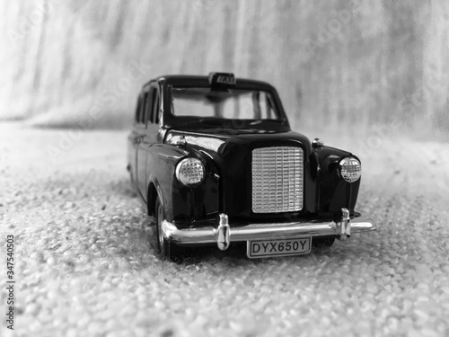 Close-up Of Toy Car Fototapeta