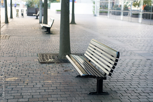 Photo Improvement of public space