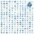 Pack iconos modernos para softwares o web