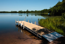 The Small Boat Launch And The ...