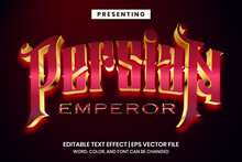 Editable Text Effect - Persian...