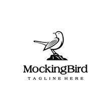 Mockingbird Logo Design. Aweso...
