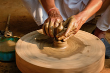 Pottery - Skilled Hands Of Pot...
