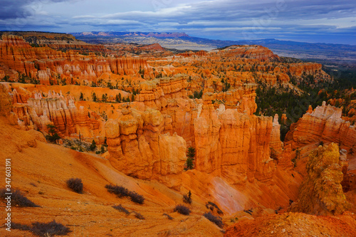 Gorgeous views of Bryce Canyon National Park