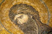 Representation Of God On A Byz...