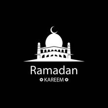 Ramadan Logo Template Vector I...
