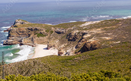 view from the cape of good hope Canvas-taulu