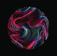 Illuminated Holographic Circle...